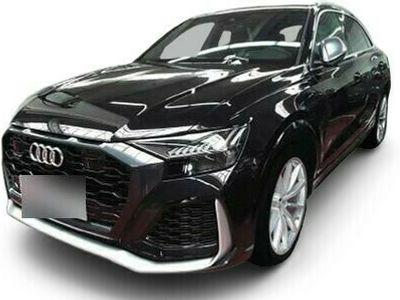 gebraucht Audi RS Q8 RSQ8Q UPE179 KERAMIK ST.HEIZ BuO LM23 PANO AHK