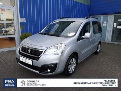 gebraucht Peugeot Partner Tepee BlueHDi 120 S&S Allure Klima Sitzh