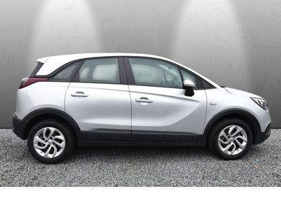 gebraucht Opel Crossland X Edition 1.2 Turbo *Sitzh.*Tempomat*LED*