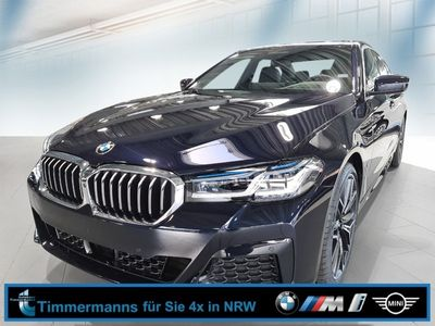 gebraucht BMW 540 xDrive M Sportpaket Innovationsp. EDC AHK