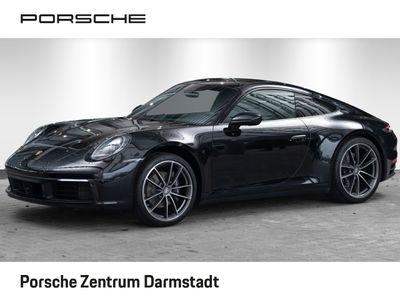 gebraucht Porsche 911 Carrera 4 992 3.0 EU6d-T Leder LED Navi AD Dyn. Kurvenlicht e-Sitze ACC Rückfahrkam.
