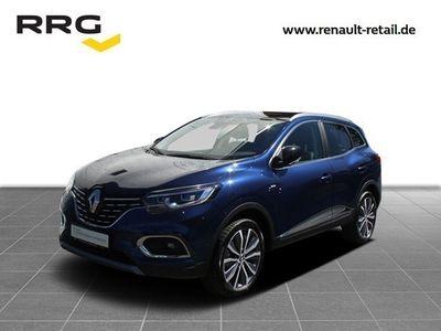 gebraucht Renault Kadjar KadjarBOSE EDITION TCe 140 EDC Klima Navi PDC