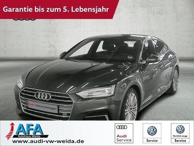 gebraucht Audi A5 Sportback 40 TFSI S tronic S-Line*AHK*Navi+*SHZ