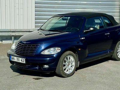 gebraucht Chrysler PT Cruiser Cabrio