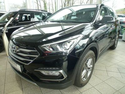 gebraucht Hyundai Santa Fe 2.0 CRDI Garantie bis 2024