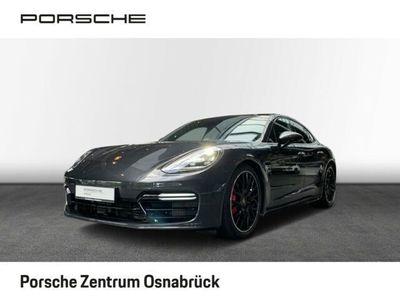 gebraucht Porsche Panamera GTS 4.0 Sport-Design BOSE Privacy SHZ
