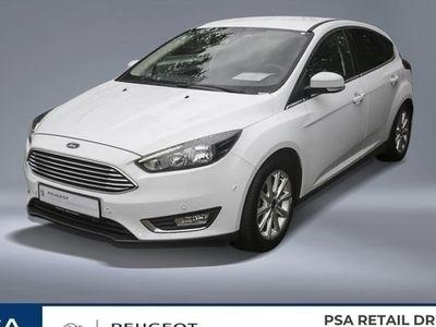 gebraucht Ford Focus Turnier 1.0 125 EcoBoost S&S Titanium