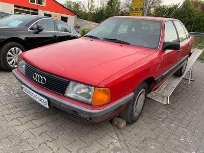 gebraucht Audi 100 Diesel mit H-Zulassung