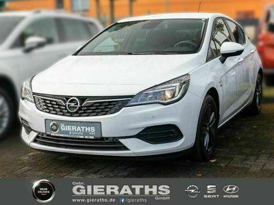 gebraucht Opel Astra 5T 120J 1.296KW6G S/ Klimaautomatik