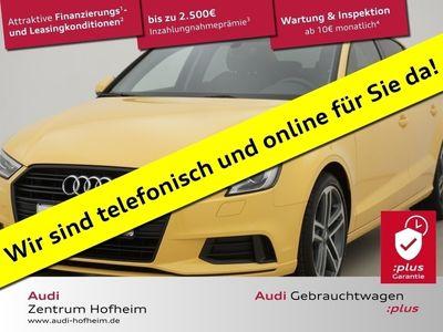 gebraucht Audi A3 Limousine 1.5 TFSI Sport 110kW*Xenon*Navi*Con M