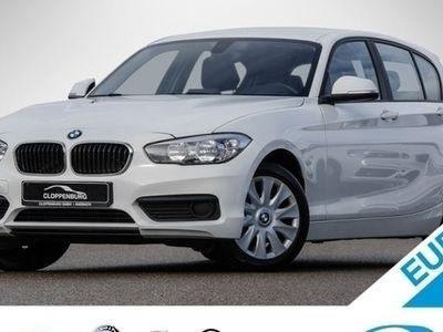 used BMW 116 d 5-Türer
