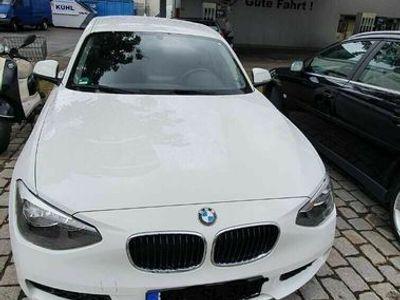 gebraucht BMW 114 i *EZ 2014 *49500km *TÜV 12/21 als Limousine in Rülzheim