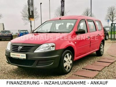 gebraucht Dacia Logan MCV 1.4*AHK*TÜV-NEU*ALLWETTER*CD*