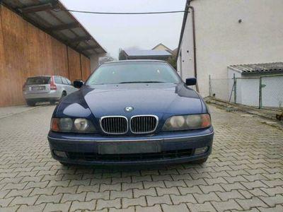 gebraucht BMW 523 i LPG Prins