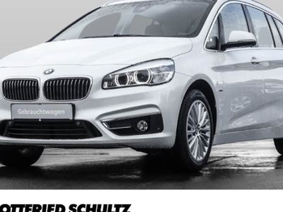 gebraucht BMW 220 Gran Tourer D XDRIVE LUXURY LINE LED+NAVI+GRA+K