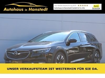 gebraucht Opel Insignia Country Tourer CT 2.0 Turbo Exclusive 260PS 4x4 AH