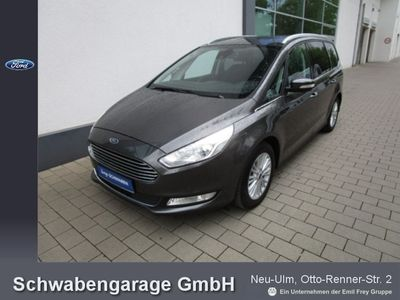 gebraucht Ford Galaxy 2.0 Eco Boost Aut. Start-Stopp Titanium