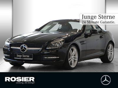 gebraucht Mercedes SLK200 CGI Sportpaket Navi Xenon+ SHZ PTS Totw.