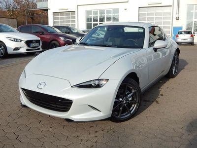 gebraucht Mazda MX5 RF SPORTS-LINE 184PS +SPORTPAKET+NAVI+MATRIX-LED+