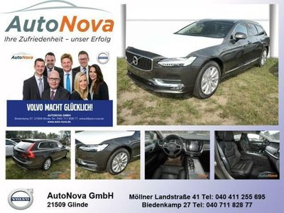 gebraucht Volvo V90 T5 Inscription (EURO 6d-TEMP) LED Standhzg.
