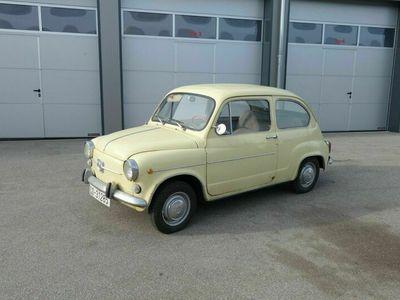 gebraucht Fiat 600 E Seat als Kleinwagen in Niedererlbach
