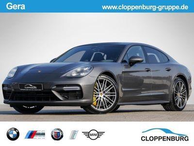 used Porsche Panamera Turbo Standheizung/ Ceramic Comp