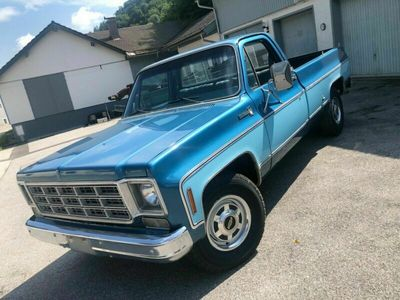 gebraucht Chevrolet C20 Camperspecial V8 Pickup Truck Tüv und H