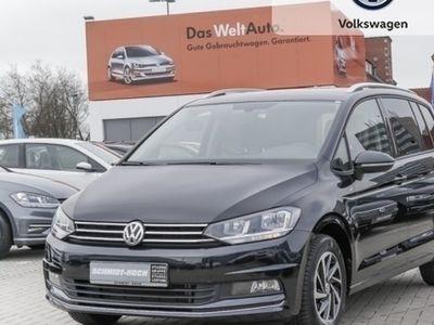 gebraucht VW Touran JOIN 1.6 TDI AHK 7-Sitzer Navi ACC Navi