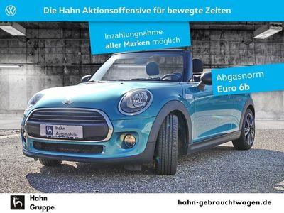 gebraucht Mini One Cabriolet 1.2 Klima Einpark Bluetooth Sitzh ZV