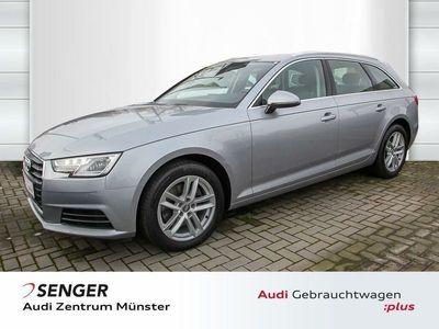 gebraucht Audi A4 Avant 2.0 TDI Xenon Navi 17Zoll Sitzhzg.