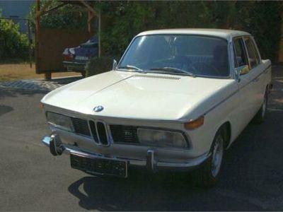 """käytetty BMW 2000 Tii (Umbau, 5-Gang) """"Neue Klasse"""""""