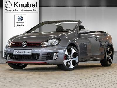 """gebraucht VW Golf Cabriolet VI GTI RCD510 GRA 18"""" Licht&Sicht"""