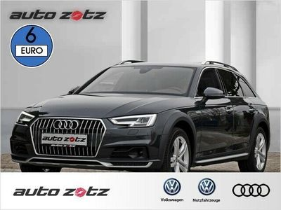 """gebraucht Audi A4 Allroad 2.0TDI quattro 18"""" Navi Plus LED"""