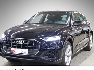 gebraucht Audi Q8 50 TDI quattro Standh B&O Luftfed. LED Navi