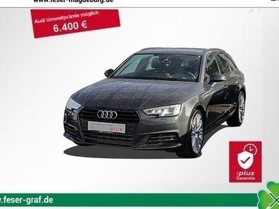 gebraucht Audi A4 Avant 2.0TFSI/Matrix-LED/HuD/Navi/LMR 19'