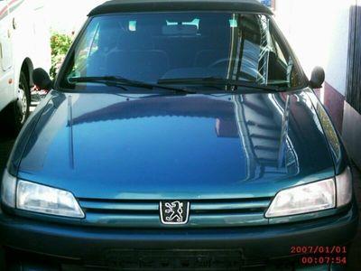 gebraucht Peugeot 306 Cabriolet Pinifarina HU 2/2022 neu