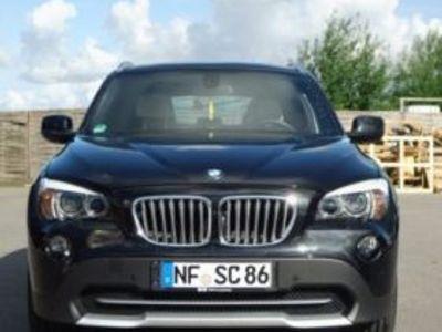 gebraucht BMW X1 xDrive23d Aut. Vollausstattung-Vollleder-Navi