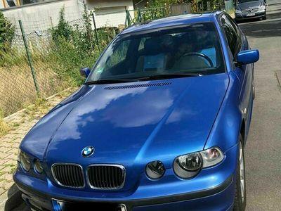 gebraucht BMW 316 Compact Lifestyle Edition