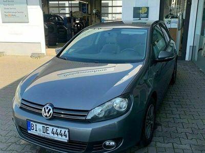 gebraucht VW Golf VI Verkaufe