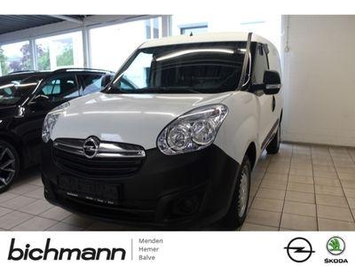 gebraucht Opel Combo Kasten L1H1 Sortimo-Regal RadioCD 2xAirbag ZVmFB ESP