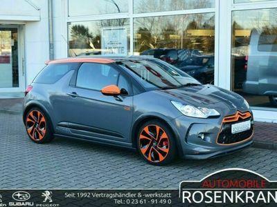 gebraucht Citroën DS3 Racing THP 207PS - Sondermodell mit Extras