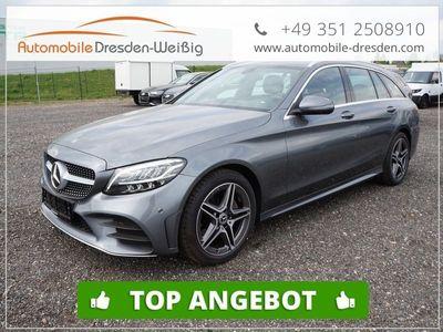 gebraucht Mercedes C200 2xAMG 9G Tronic OPF*Navi*Kamera*LED*WLTP