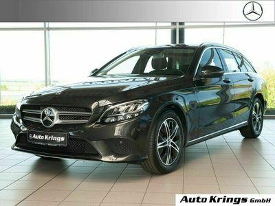 gebraucht Mercedes C180 T/AVANGARDE/RÜCKFAHRKAMERA/LED/SPUR-PAKET