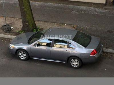 gebraucht Chevrolet Impala LS 3,5 l v6 flex fuel tip top m. KM Tacho