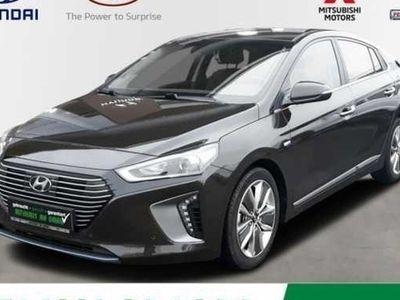 used Hyundai Ioniq Hybrid Premium