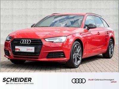 gebraucht Audi A4 Avant 2.0 TFSI qu Navi LED Pano AHK virtual DAB