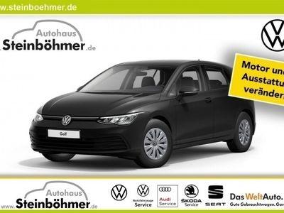 gebraucht VW Golf 1.0 l 66 kW (90 PS) 5-Gang Bluetooth Navi LED