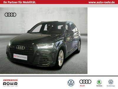 gebraucht Audi SQ7 (AHK,PDC,SHZ,Head up,DAB,BOSE,NAVI,LED,Panor