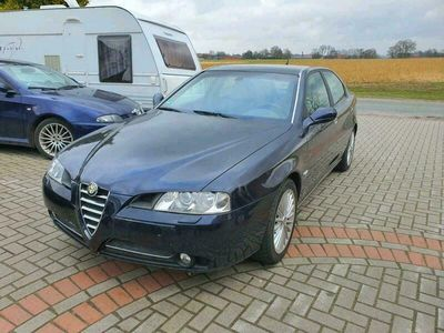 gebraucht Alfa Romeo 166 3,0 V6 24 V Automatik, Facelift