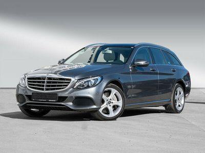 gebraucht Mercedes C350e T Exclusive/Navi/LED/Pano/Cam/AHK/Airm